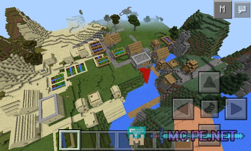 Сид на двойную деревню