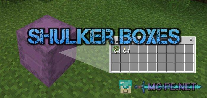 Shulker Boxes