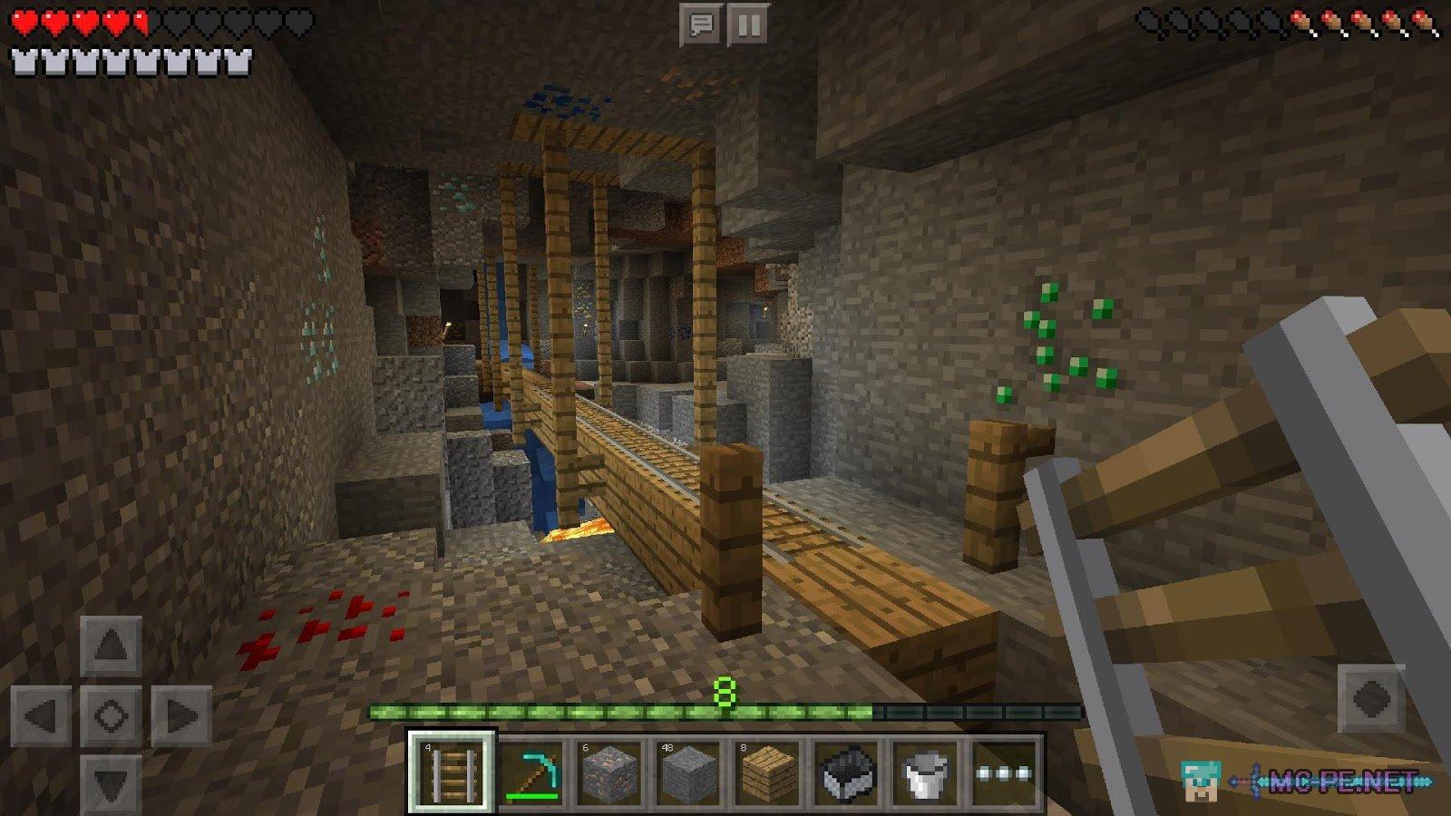 minecraft 1.0.0.16 saf apk indir