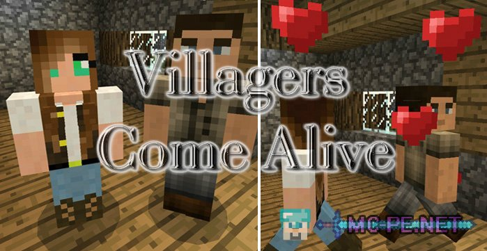 Villagers Come Alive