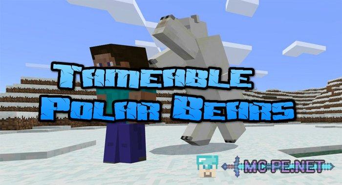 Tameable Polar Bears