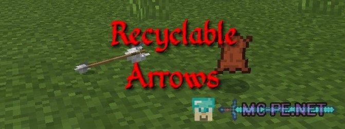 Recyclable Arrows