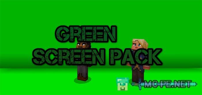 Green Screen Pack