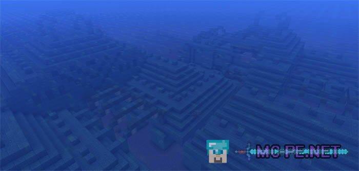 Двойная Подводная крепость