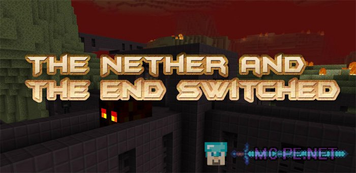 The Nether and the End Switched