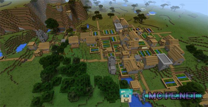 Пять деревень