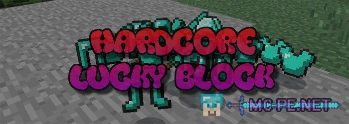 Hardcore Lucky Block