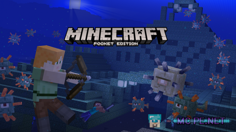 Майнкрафт: Pocket Edition 1.0.4.11
