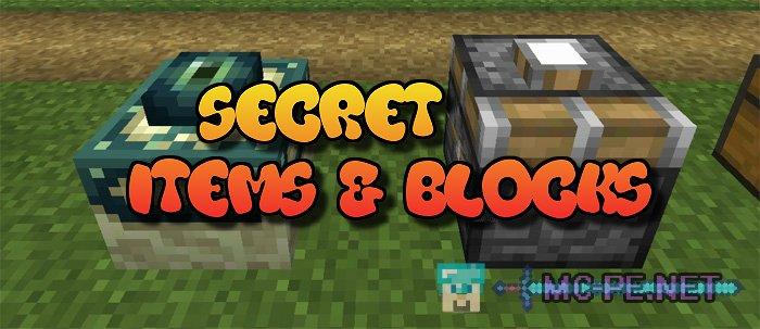 Secret Items & Blocks
