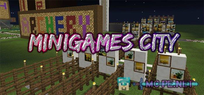 Minigames City