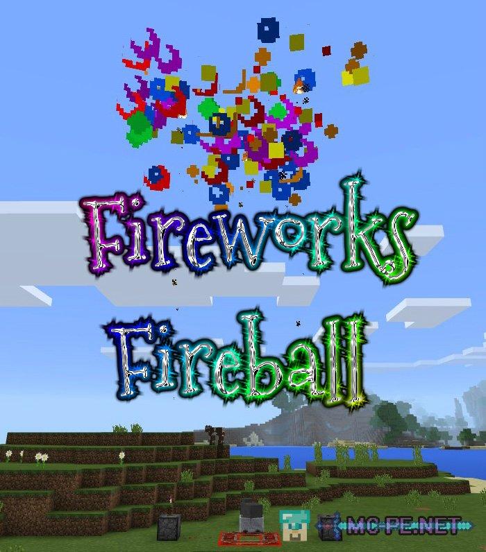 Fireworks Fireball