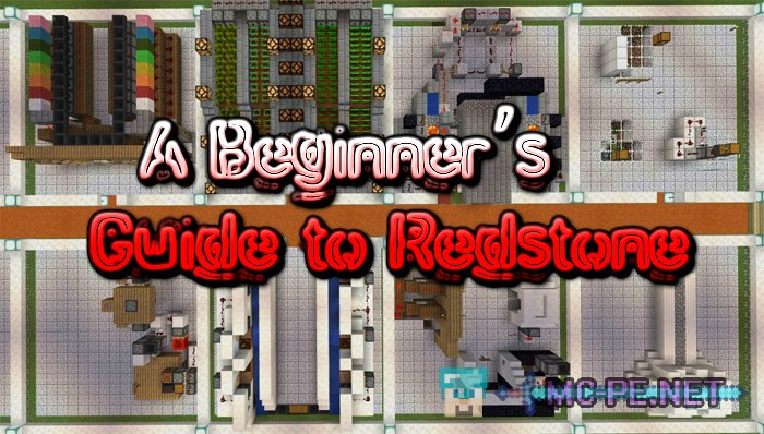 A Beginner's Guide to Redstone