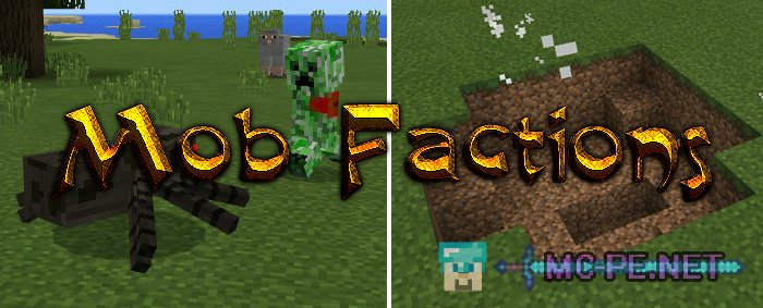 Mob Factions