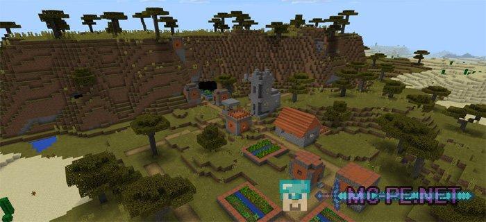 Подземелье под деревней
