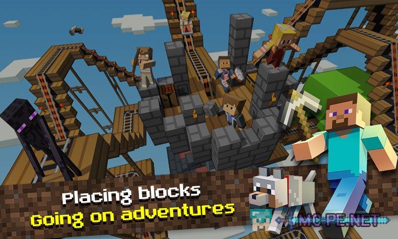 Minecraft Pocket Edition 1.0.0.8 Apk …