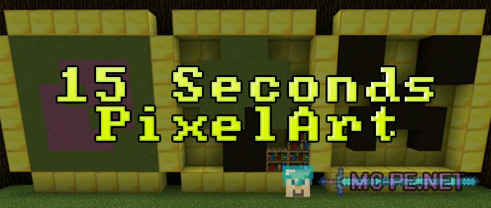 15 Seconds PixelArt