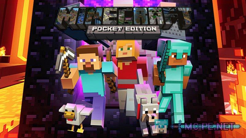 Майнкрафт: Pocket Edition 1.0.5.3