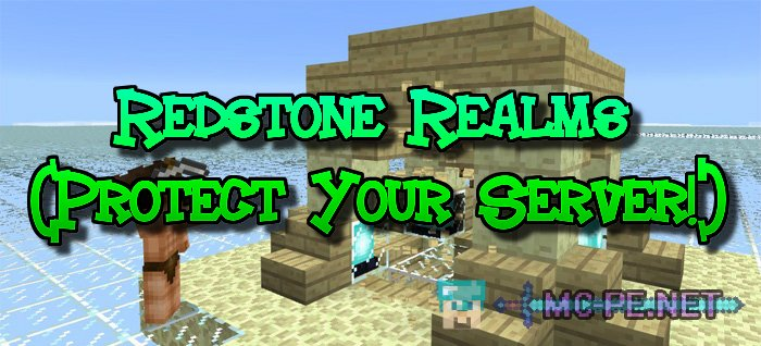Redstone Realms (Protect Your Server!)
