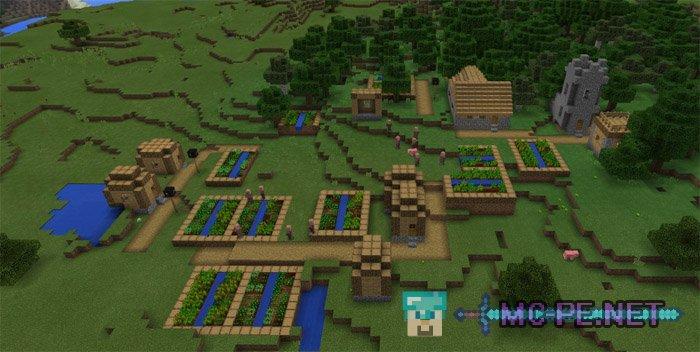 Маленькая неправильная деревня