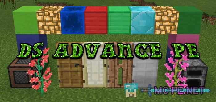 DS Advance PE Texture Pack