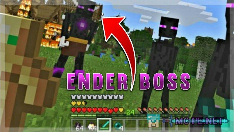 The Ender Boss