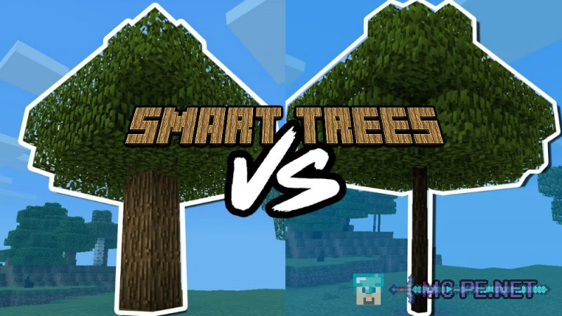 Smart Trees › Addons › MCPE - Minecraft Pocket Edition Downloads
