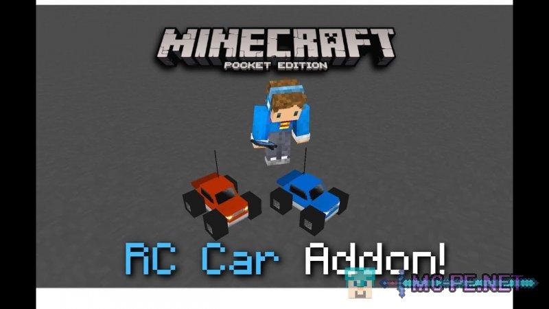 RC Car Addon