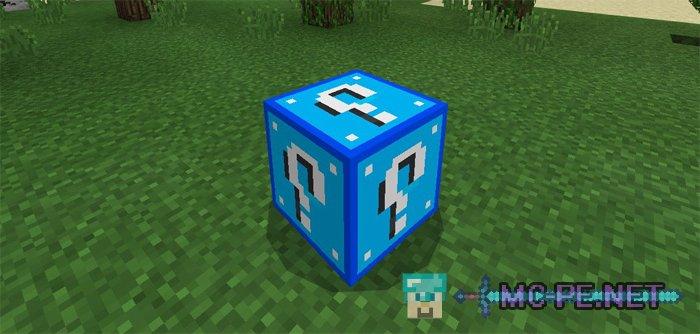 Unpredictable Lucky Blocks