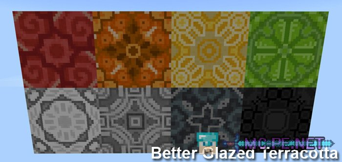 Better Glazed Terracotta Pack
