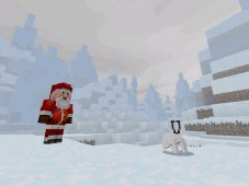 WinterCraft Shader