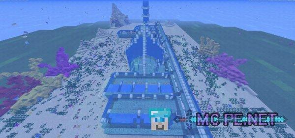 Aquatic Update Review Map