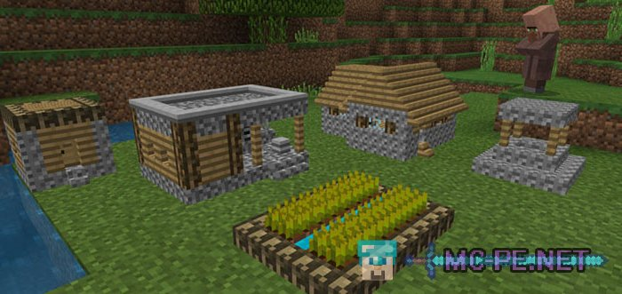 Tiny Village Resource Pack