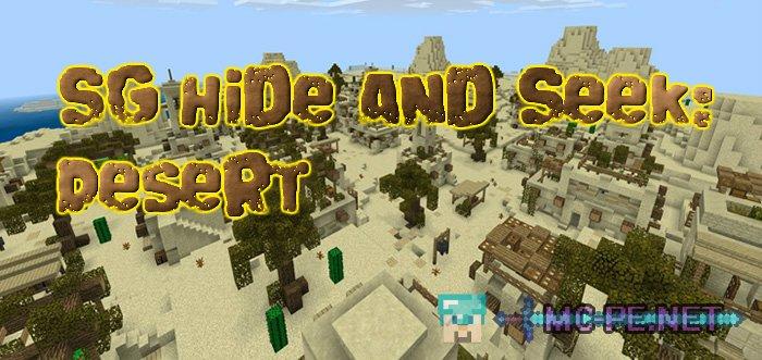 SG Hide and Seek: Desert