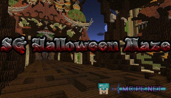 SG Halloween Maze