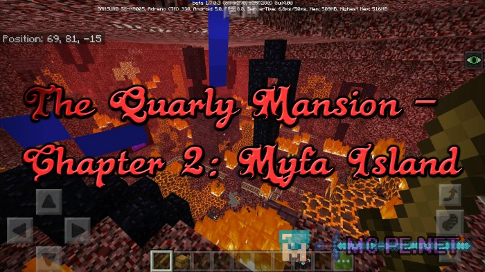 The Quarly Mansion – Chapter 2: Myfa Island