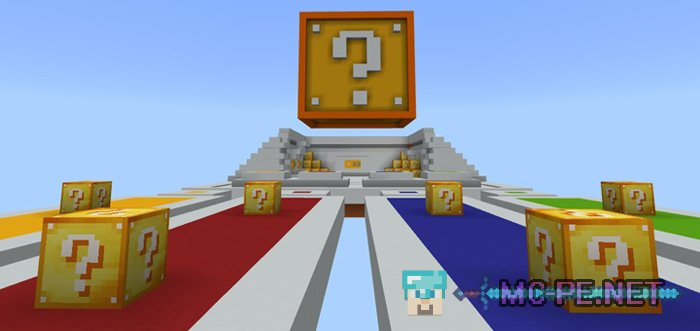 Lucky Blocks Race