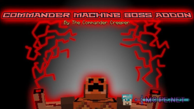 Commander Boss Machine
