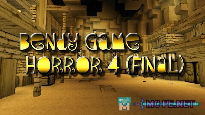 Bendy Game Horror 4 (FINAL)