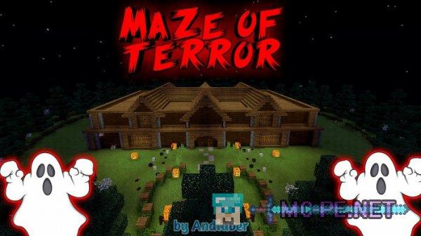 Maze of Terror!