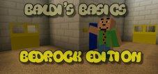 Baldi's Basics Bedrock Edition