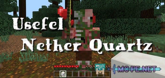 Usefel Nether Quartz