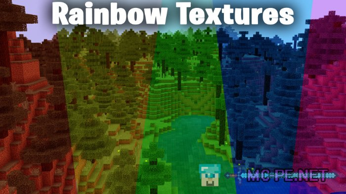 SG Rainbow Environments Pack