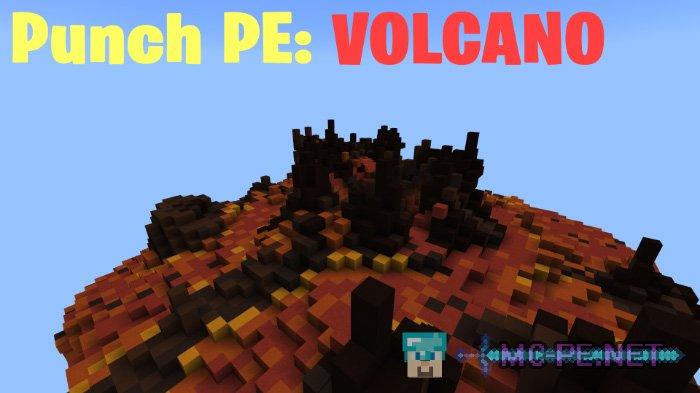 SG Punch PE: Volcano