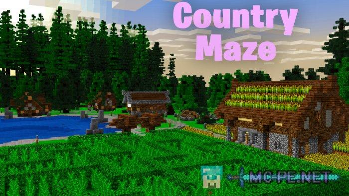 SG Countryside Maze