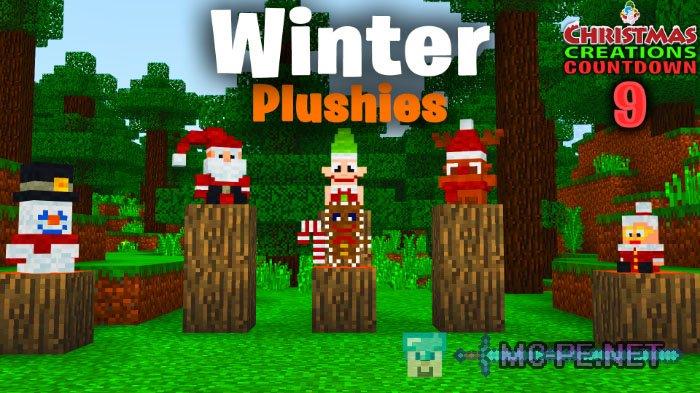 SG Winter Plushies