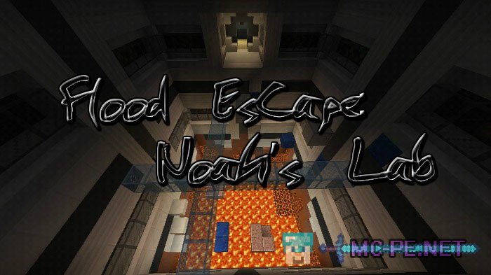 Flood Escape: Noah's Lab