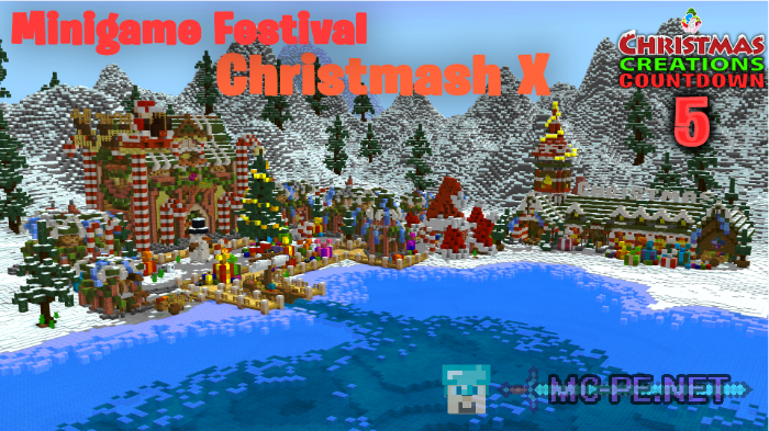 SG MF: Christmash X