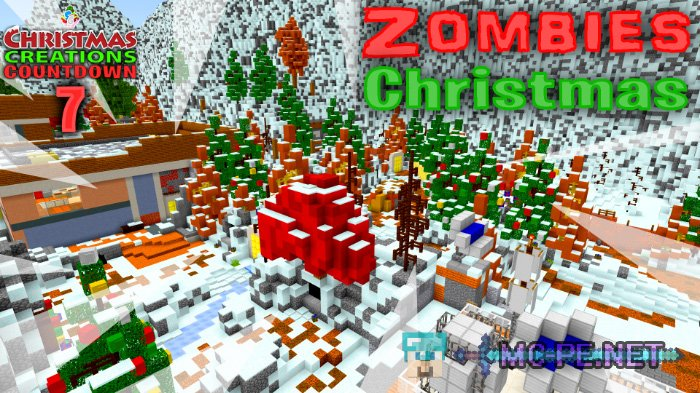SG Zombies Christmas Edition
