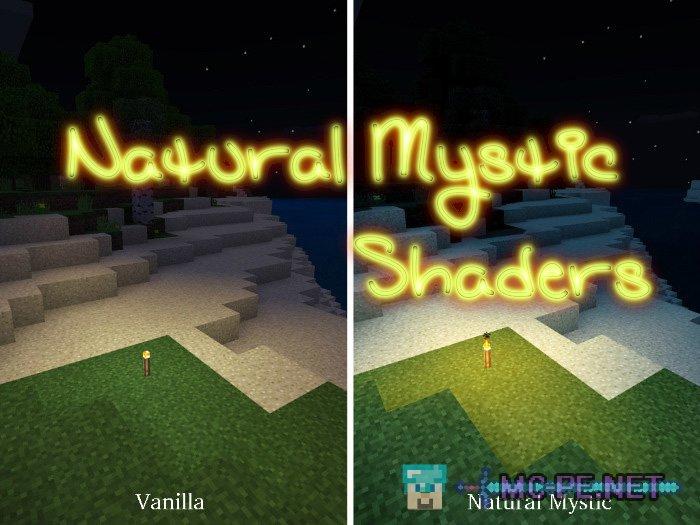 Natural Mystic Shaders