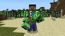 Throwable Creepers